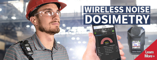 Wireless Noise Dosimetry