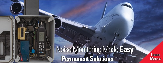 Permanent Noise Monitoring Systems