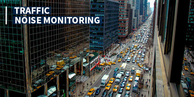 Traffic Noise Monitoring