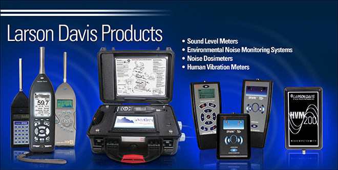 Sound Level Meters, Noise Monitoring, and Noise Dosimeters