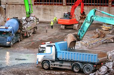Construction environmental noise monitoring
