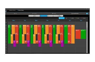 831C-SCH noise measurement scheduling firmware