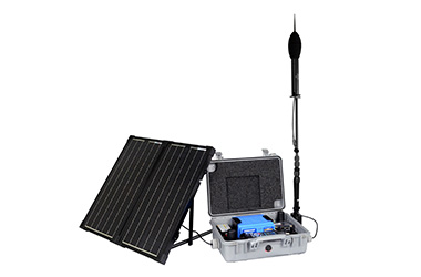NMS044 portable outdoor noise monitoring system