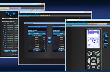 LD Sound Level Meter Software Development Kit