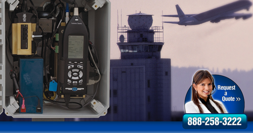 Airport Noise Monitoring