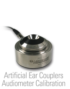 Artificial Ear Couplers - Audiometer Calibration